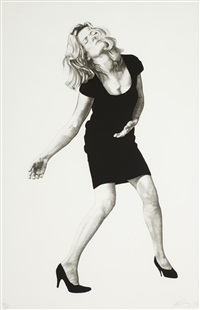 barbara by robert longo