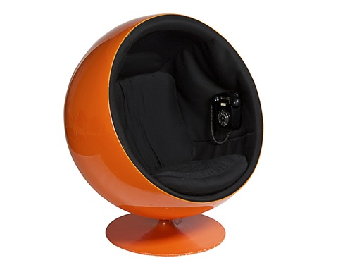 globe chair by eero aarnio