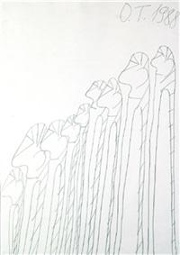 gestufte reihe by oswald tschirtner