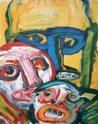 trois visages by bengt lindström