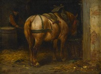 old dobbin by a. monakoff