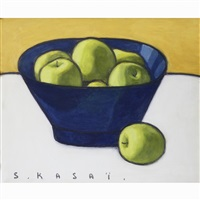 apple by seiichi kasai
