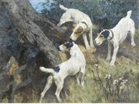 on the alert by arthur wardle