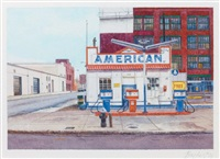 american by john baeder