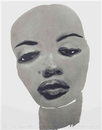 the supermodel by marlene dumas