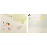 horae (+ untitled, smllr; 2 works) by patricia iglesias