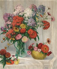 flowers by henry hammond ahl