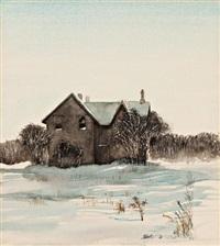 winter morning by ken danby