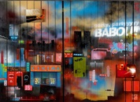 ... party, partyyyyy (diptych) by babou