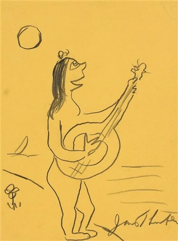 the musician 2 others 3 works by james thurber