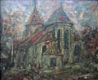 l'église by léopold kretz