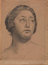 ritratto femminile by vincenzo gemito