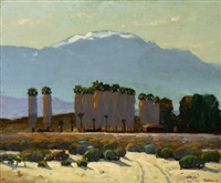 indian wells - coachella valley in calif by ferdinand kaufmann
