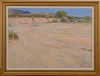 untitled (landscape) by rod goebel