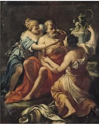 loth e le figlie by giuseppe varotti