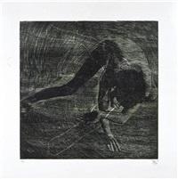de la carpeta la sombra de narciso (2 works) by josé castro leñero