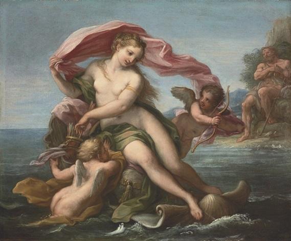 the triumph of galateagiuseppe bartolomeo chiari on artnet