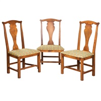 dining chairs (set of 12) by barton-sharpe