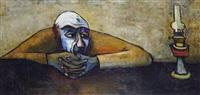 le clown triste by georg rauch