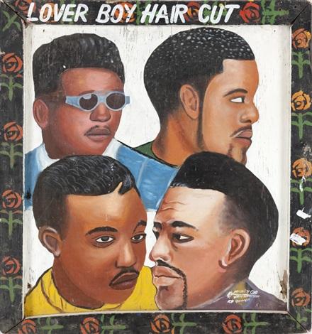 lover boy hair cut by kwame akoto