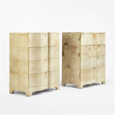 Pair Of Cabinets From A Lake Forest Estate By Samuel Marx