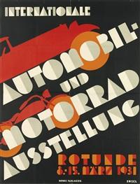 internationale automobil - und motorrad ausstellung by hermann kosel