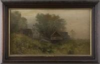 landscape by frank knox morton rehn