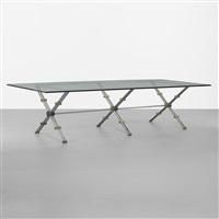 custom dining table by john vesey