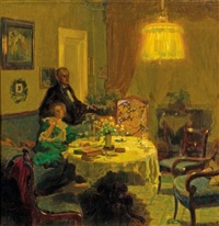 interieur by wilhelm legler