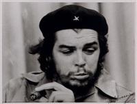 première apparition de ernesto che guevara à la télévision cubaine, 11 septembre by raul corrales