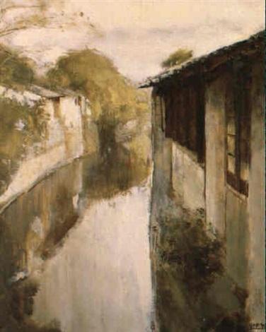 early spring by xia baoyuan