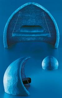 swing-sofa (schaukel) by luca sacchetti