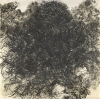 untitled - hair by kiki smith