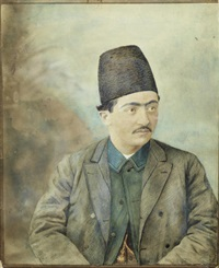 a portrait of a young mirza 'ali asghar khan atabak by anonymous-persian (19)