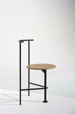 Attrayant Three Legged Chair By Shiro Kuramata