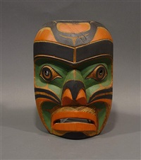 kwagiulth speaker mask by pat amos