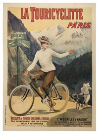la touricyclette by posters: sports - cycling