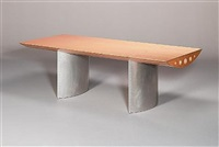 mosquito dining table by sir terence conran