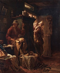 den förhånade ungkarlen (the ridiculed bachelor) by ferdinand fagerlin