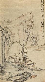 秦淮秋色 by huang shen