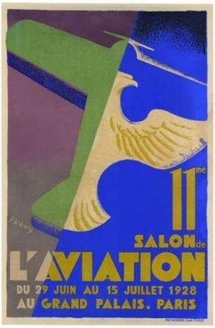 11ème salon de laviation du 29 juin au 15 juillet grand palais paris by roger de valerio