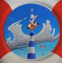 lunar acrobat by george henry smyth