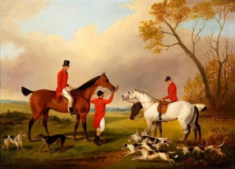 after the hunt by george henry laporte