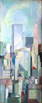 new york by reynold arnould