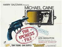 the ipcress file by eric pulford