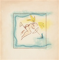valentine for mr. wonderful (bk w/7 works) by helen frankenthaler