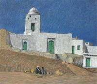 tunisian landscape by jerymiah hoad