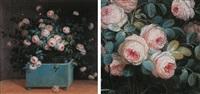 caisse de roses by louis tessier