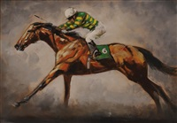 tony mccoy by cornelius campbell