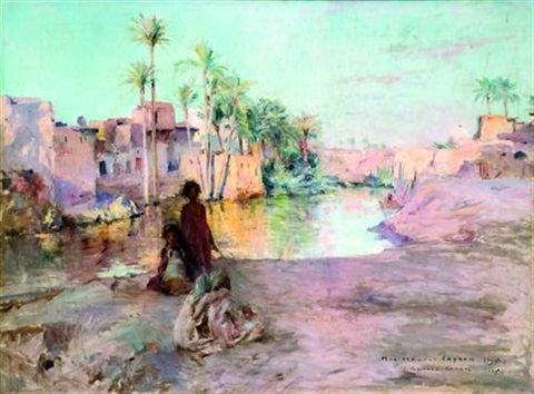 medineh el fayoum by georges gasté